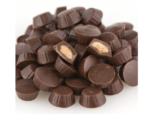 Sugar Free Mini Chocolate Peanut Butter Cups 0.55 lb.
