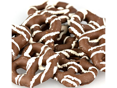 No Sugar Added Chocolate Mini Pretzels, .90 Lb