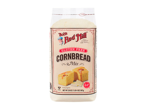 Bob's Red Mill® Gluten Free Cornbread Mix, 20 Oz