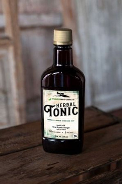 Herbal Tonic, 25 Fl Oz