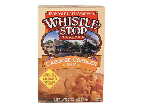 Caboose Cobbler Mix, 9 Oz