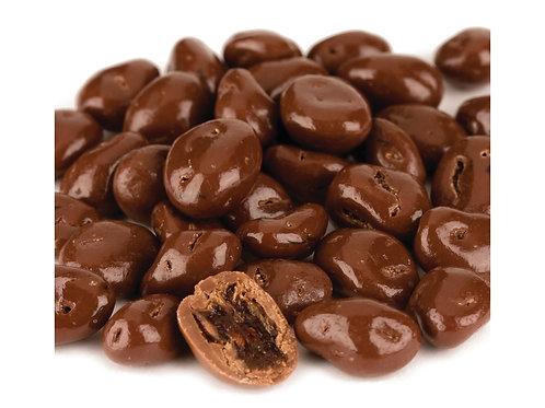 No Sugar Added Milk Chocolate Raisins, .80 Lb