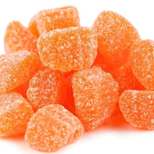 Mini Orange Slices, .75 Lb