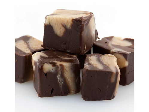 Chocolate Peanut Butter Fudge 0.45 lb.