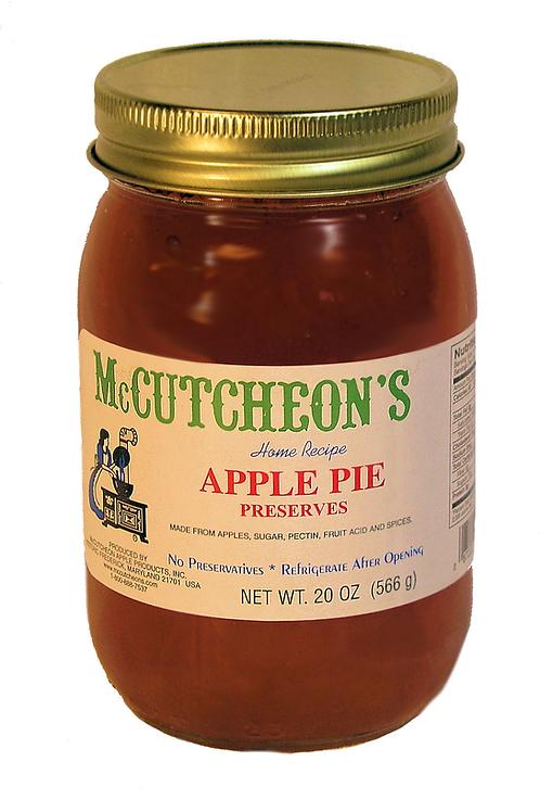 McCutcheon's Apple Pie Preserves 20 oz.