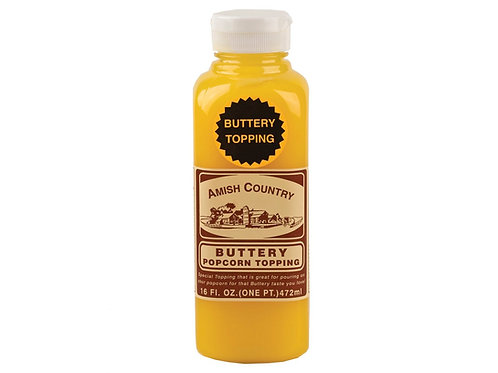 Buttery Popcorn Topping 1lb.