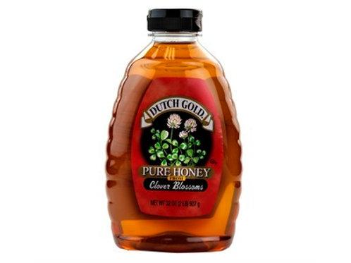 Dutch Gold Pure Honey Clover Blossoms, 2lb