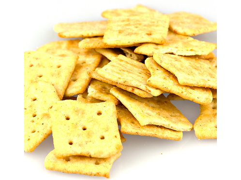 Vegetable Crackers .18 lb.