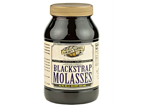 Unsulfured Blackstrap Molasses 2 lb.