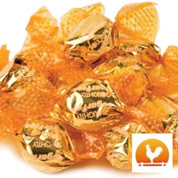 Sugar Free Butterscotch Candy, .45 Lb