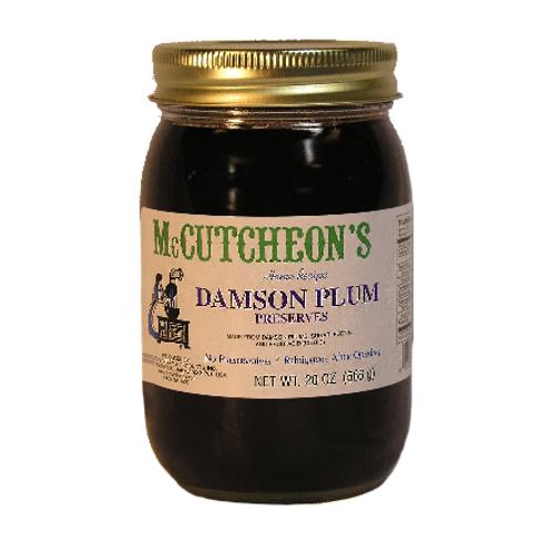 McCutcheon's Damson Plum Preserves, 20 oz