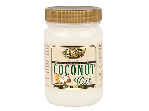 Coconut Oil 1 lb.