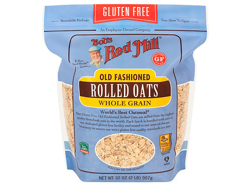 Bob's Red Mill® Gluten Free Rolled Oats, 32 oz.