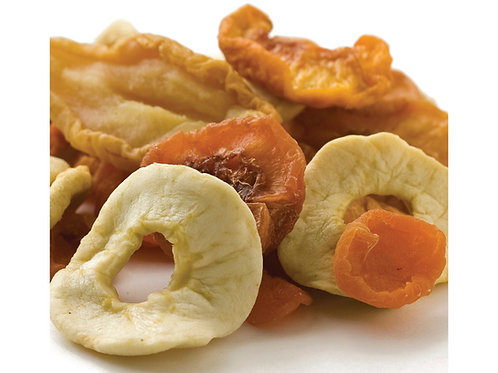 Fancy Mixed Dried Fruit .60 lb.