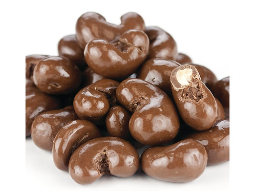 Milk Chocolate Cashews, 0.85 lb.