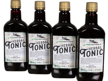 Herbal Tonic, 25 Fl Oz (4 Ct)