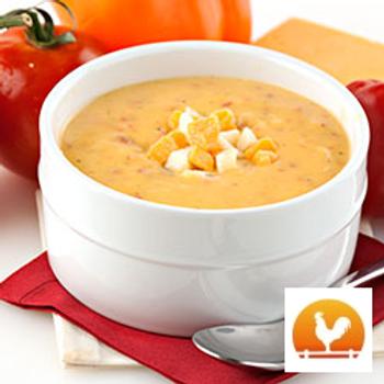 Cheesy Potato Soup Starter w/ Bacon Flavor, .40 Lb