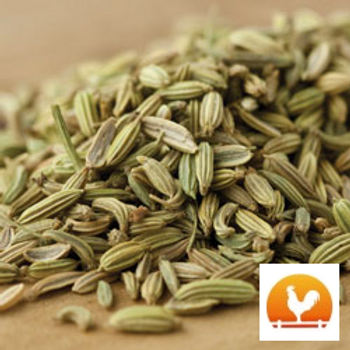 Fennel Seeds, .15 lb.