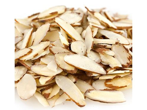 Natural Sliced Almonds, .40 Lb