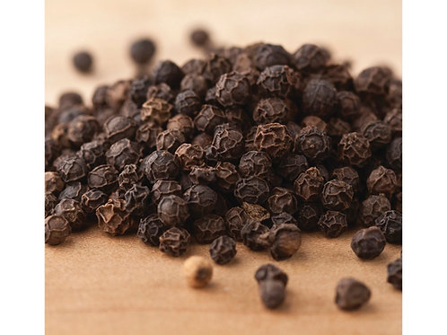 Whole Black Peppercorns .30 lb.