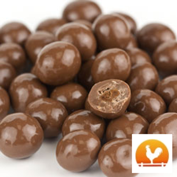 Chocolate Coffee Beans, .75 Lb