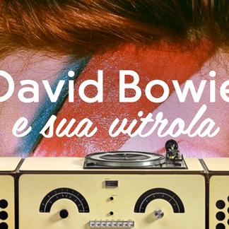O bichinho de estimação de Bowie