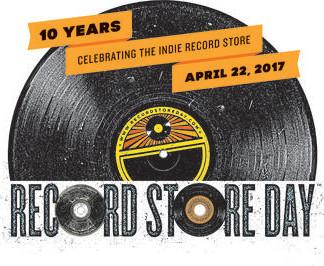 10 anos de Record Store Day
