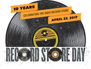 10 anos de Record Store Day