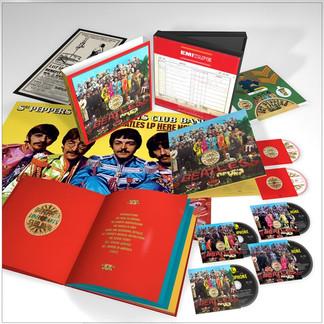 50 anos de Sgt. Peppers