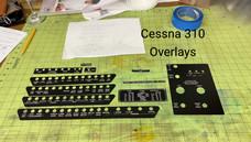 Cessna 310 Overlays