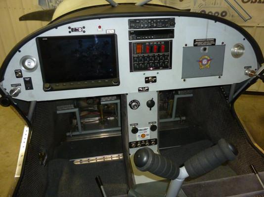 Zenith 750 Cruzer Panel Make over