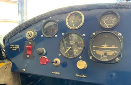 Aircraft Placard