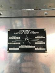 Custom made experimental Data plate