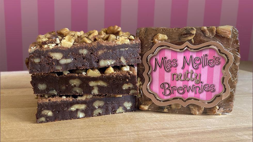 Nutty Brownie