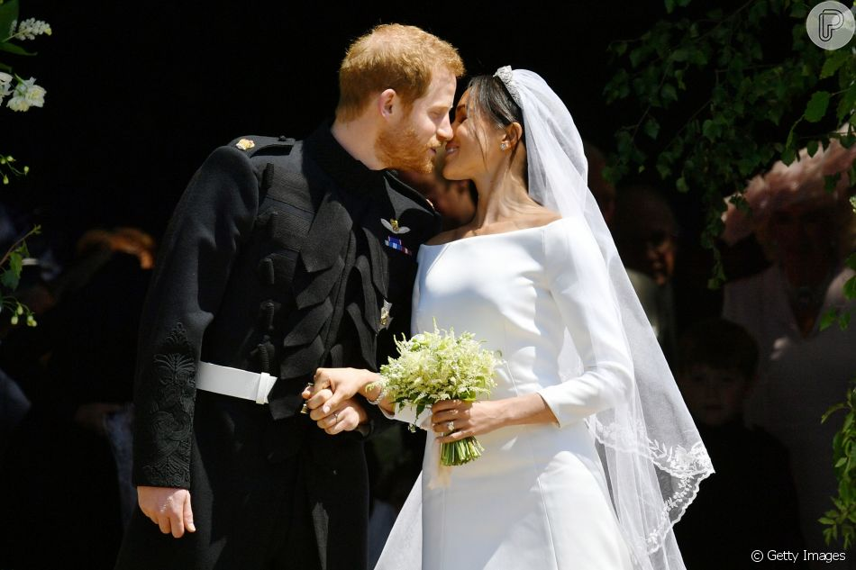 Casamento real do Príncipe Harry e M