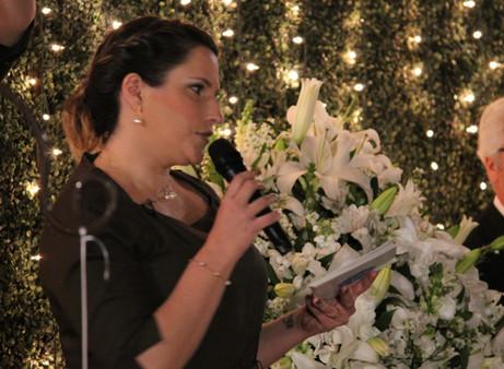 Sua história de amor é o destaque da sua cerimônia de casamento