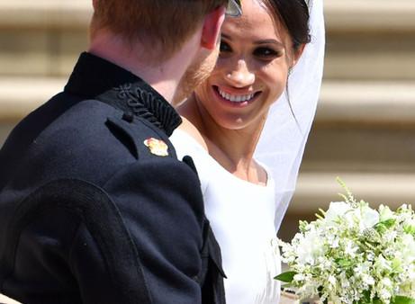 Um casamento realmente real