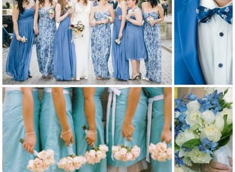 As cores de 2017 no seu casamento