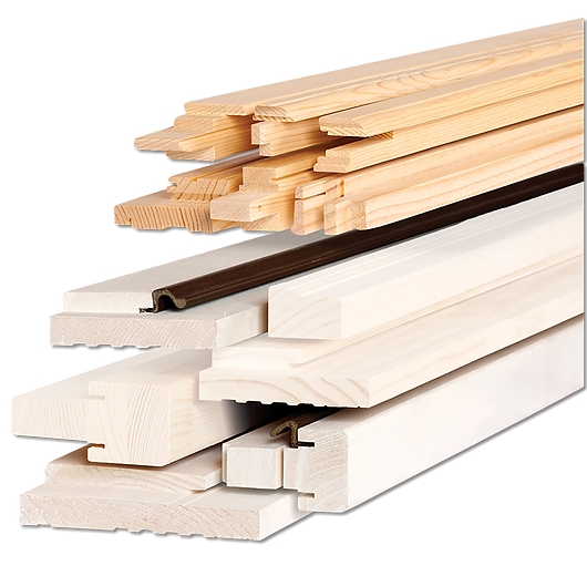Picture of Hardwood Molding