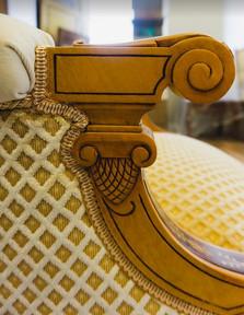 Custom Church Chair