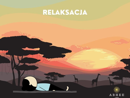 Relaksacja na SAFARI