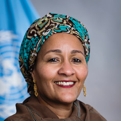 A SPECIAL MESSAGE FROM AMINA J MOHAMMED