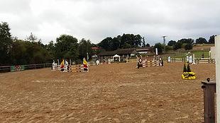 Reitturnier Aichen Neudrossenfeld