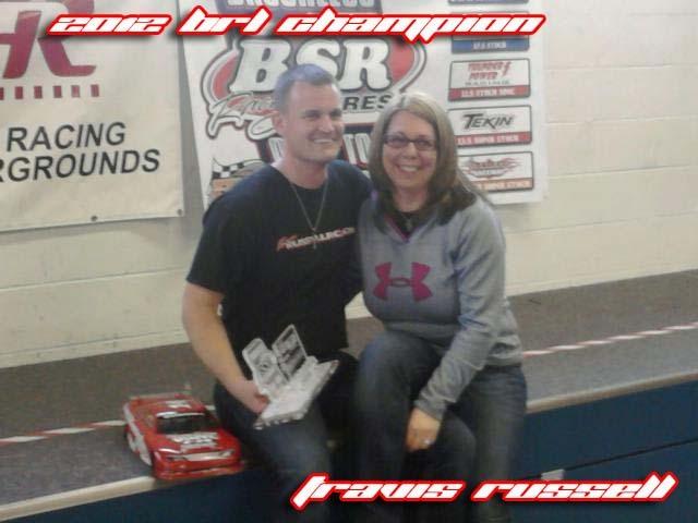 Travis & F-14's 1st Championship