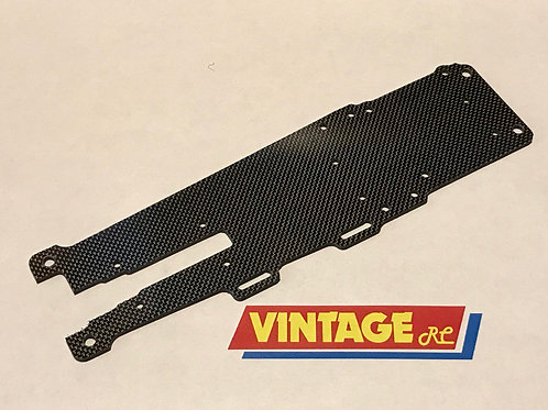 Kyosho Optima Mid SWB Upper Chassis Plate 2mm