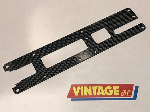 Kyosho Laser ZX-R Upper Chassis Plate 2mm