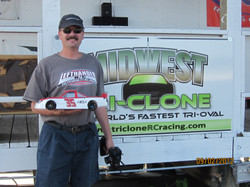 Fritsche- Winning at the Tri-Clone