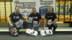 Three Amigos All TQ/Win St Louis!