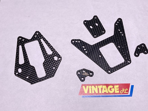 EARLY Associated RC10 GT Shock Tower Kit