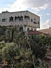 مزرعة للبيع للبيع في مادبا فيها بيت 3 طوابق وبسعر مناسب من المالك